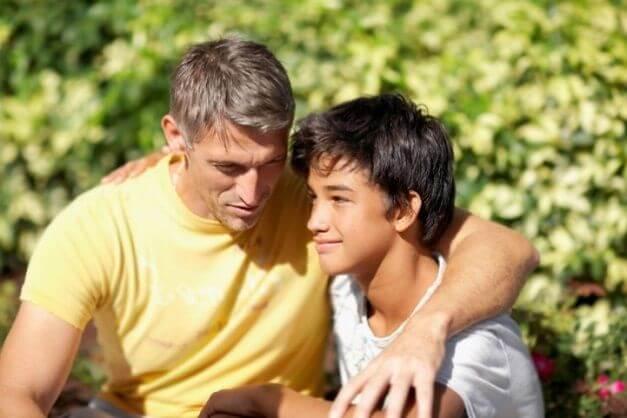 25 вещей, чему отец должен научить сына