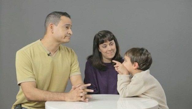 детские вопросы к родителям
