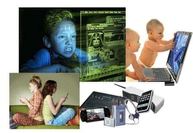 Компьютерная или интернет зависимость у подростков и детей